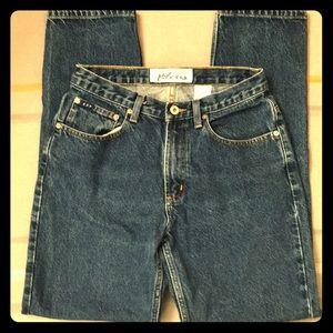 Express Bleus Vintage High Rise Jeans
